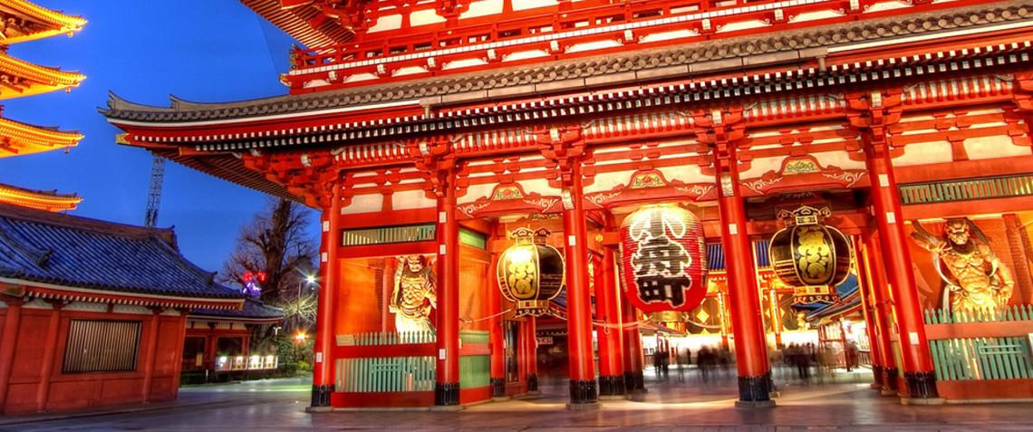 אתרים מומלצים בטוקיו